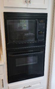 "27"" combination oven"